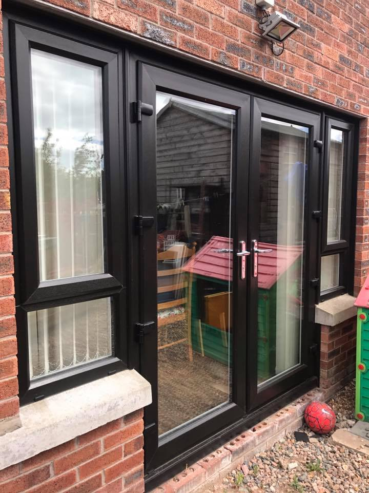 French Doors by Signature Windows